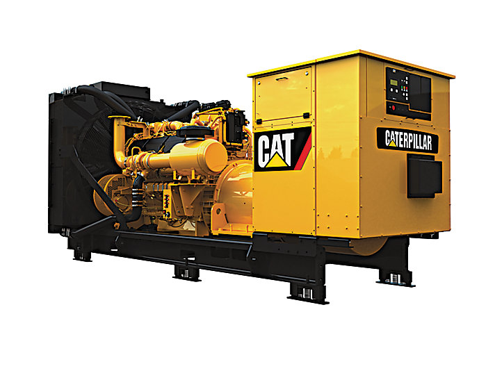 Caterpillar Cat C27 And C32 Generator Set Engine Service