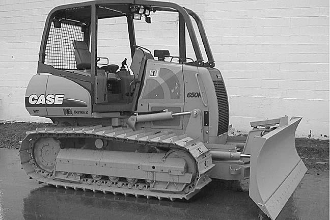 Case 650k 750k 850k Tier2 Series 3 Crawler Dozer Service